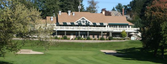 Play West Hartford's Championship Course -  2 Rounds plus Cart!