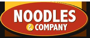 Enjoy Noodles & Company  $25 Gift Card