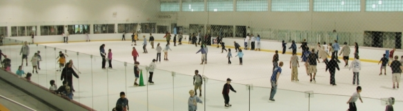 Skate at Veterans Memorial Skating Rink