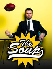 THE SOUP -- Season: 9 -- Pictured: Joel McHale -- (Photo by: Timothy White/E!)